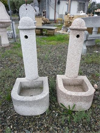 Fontane per giardino, pietra di luserna, granito   pietra di ...