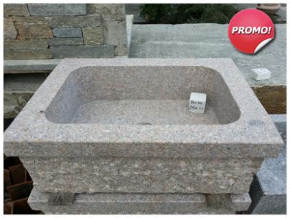 Lavandini in pietra naturale - Pietra di Luserna : estrazione-lavorazione-vendita