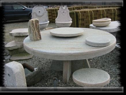 Tavoli di pietra | Terredelgentile